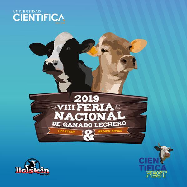 VIII Feria de Ganado Lechero se realizará en Lima