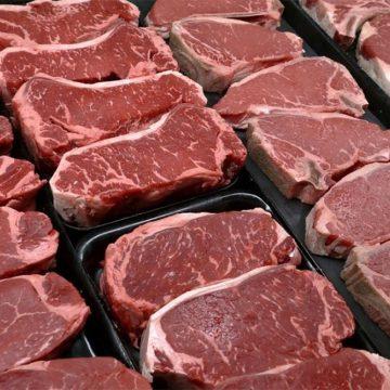Exportación de carne de res disminuye en Estados Unidos