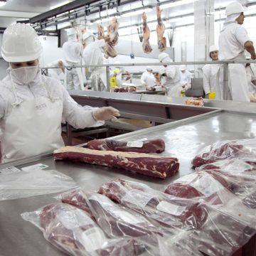 Carne de res boliviana ingresó a China