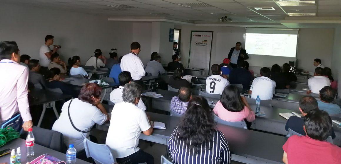 MV Robert Tinoco expuso en ADEX sobre higiene en agroexportación