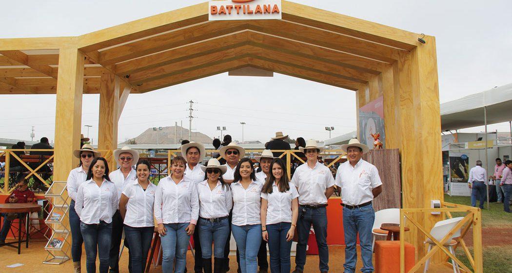 Battilana de la mano con la ganadería peruana