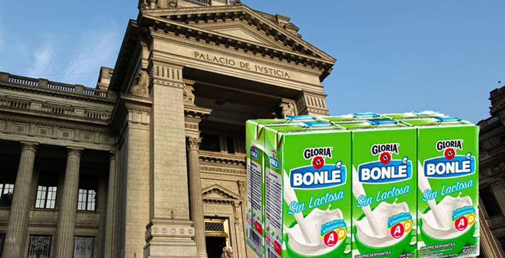 PJ ratificó sentencia contra Gloria por vender falsa leche evaporada