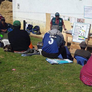 Talleres beneficiarán a ganaderos en Huánuco