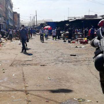 Coronavirus: informales en Chiclayo venden carne de vacuno en las calles a pesar de orden de aislamiento