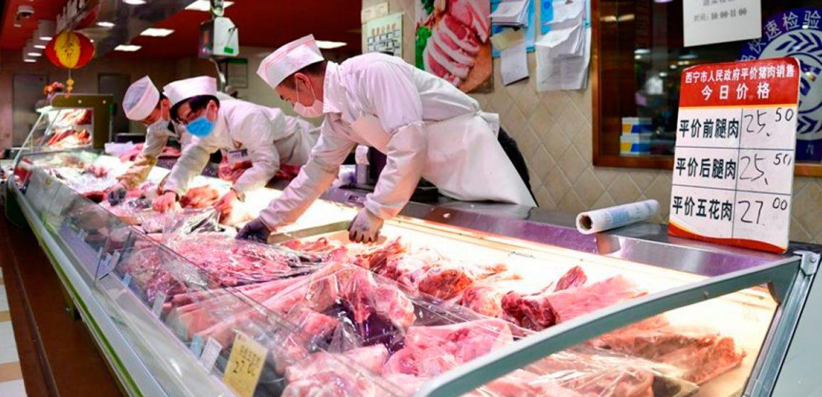 COVID-19: el sector ganadero de China y su industria retoman la actividad poco a poco luego de Pandemia