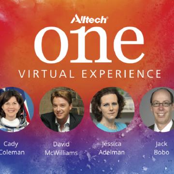 De una astronauta a un economista, la Experiencia Virtual de Alltech ONE anuncia a sus principales expositores