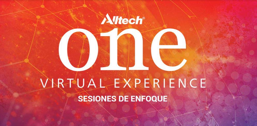 ONE: La experiencia virtual de Alltech buscará soluciones dentro de la cadena de suministro alimentaria mundial