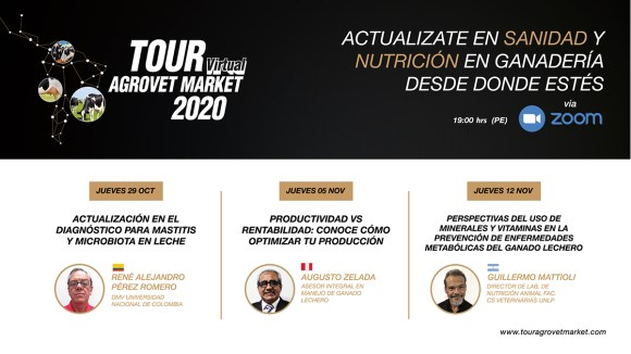 Tour Virtual Agrovet Market 2020