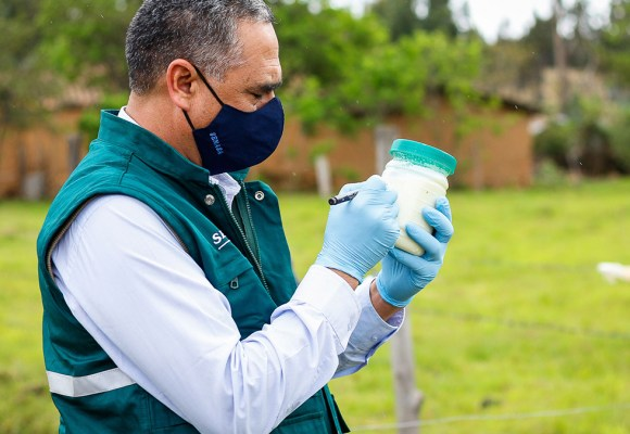 San Martín: Determinarán condición sanitaria de la producción de cuencas lecheras