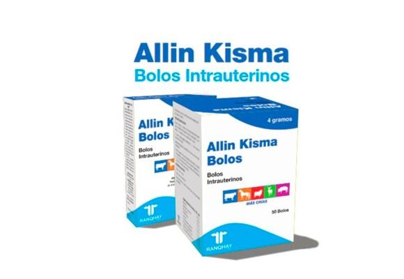 ALLIN KISMA, fármaco de uso veterinario que mejora la ganadería reproductiva