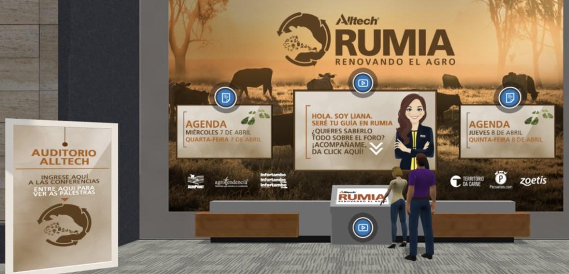 Alltech abrió las puertas a una ganadería sostenible con RUMIA