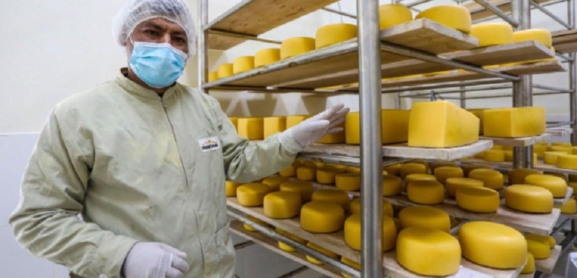 Ayacucho: Articulan incremento de producción quesera con miras al mercado brasilero