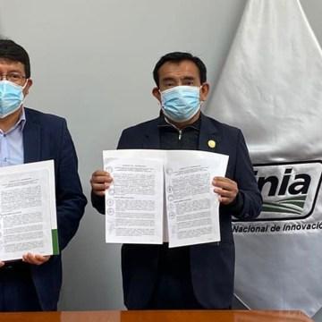 INIA concreta convenio de mejoramiento genético de ganado vacuno en Morropón, Piura