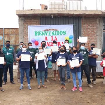 Lambayeque: Se gradúa primera promoción de ganaderos como expertos en BPG